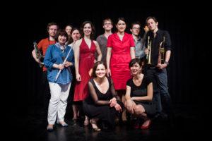 "Team Musikschule ""Klangspiele"" ©Andrea Siegl"