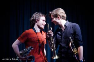 Trompete, Posaune, Saxophon